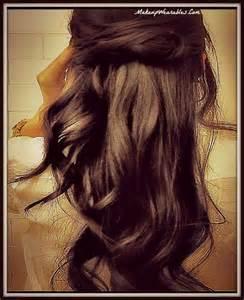 Long Hairstyles Half Up Hair Braids Twists