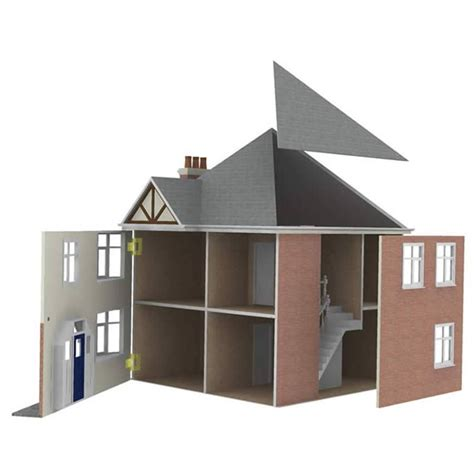 mountfield dolls house the mountfield dolls house kit 2600