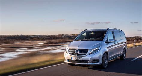 Mb V Class by Mercedes V Class News Pictures