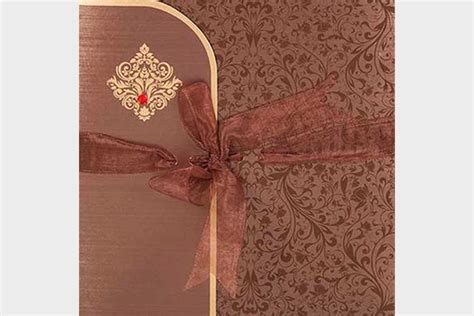 10 Of The Best Wedding Cards In Chennai!