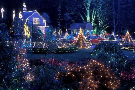 Westbury Garden by 2011 Holiday Lights Contest Nassau Happening