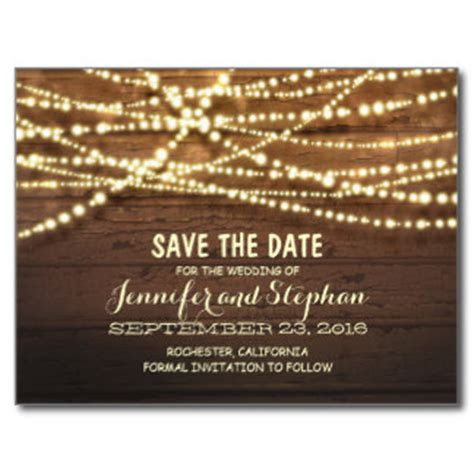 7 best images of save the date postcard templates free