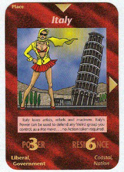 gioco carte illuminati illuminati italy new world order trading card