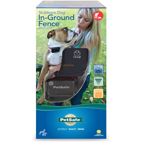 petsafe stubborn in ground fence stubborn in ground fence by petsafe pig00 10777