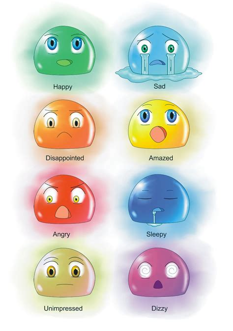 Colors And Meanings by Mood Amp Atmosphere Leavingcertenglish Net