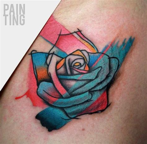 abstract rose tattoo 70 gorgeous tattoos that put all others to shame