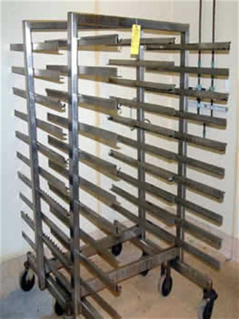 Smoke Rack by Smoke Trucks Racks Carts New Used Food Food