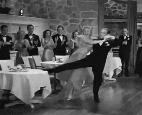 movies about swing dancing fred astaire and ginger rogers gif wifflegif