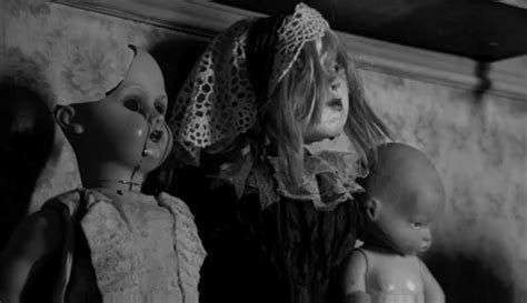 porcelain doll gif scary doll gif