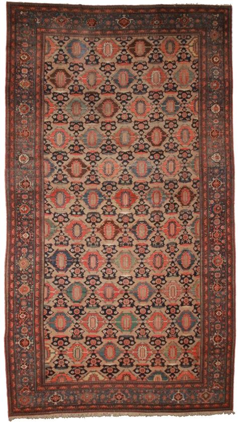 Antique Rugs Antique Hamedan 11 X 19 Rug 9809