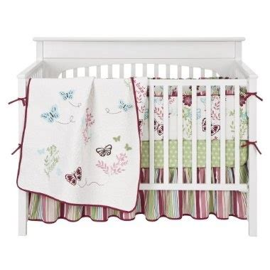 nojo garden crib bedding 25 best images about butterfly nursery ideas on