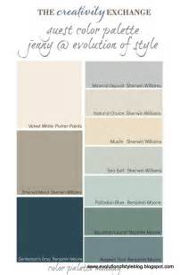 sherwin williams color palettes our paint colors evolution of style