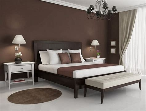 How To Decorate A Brown Bedroom by Brown And White Bedroom Ideas Khosrowhassanzadeh