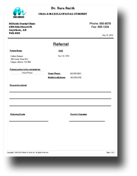 Gp Referral Letter Grics by Referral Letter Template Doctor Gdyinglun