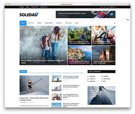 wordpress theme newspaper best 34 best wordpress newspaper themes for news sites 2018