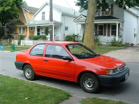 91 Toyota Tercel 1991 Toyota Tercel Information And Photos Zombiedrive