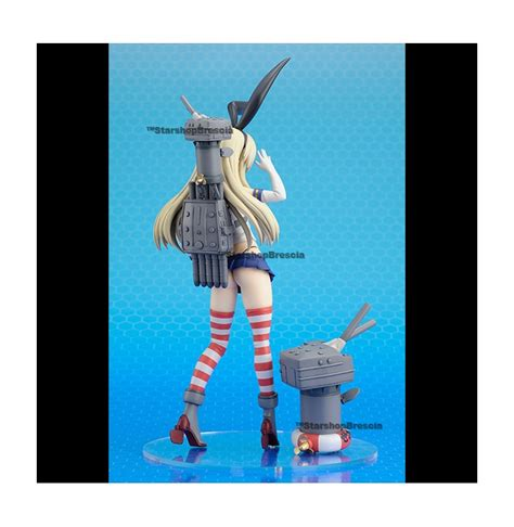 figures hobbylink japan kantai collection kan colle shimakaze with military