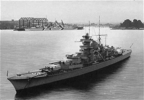 boat service eugene prinz eugen becomes a prize of war charles mccain