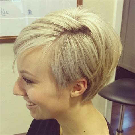short bob haircut above the ear wedge haircuts over the ear short hairstyle 2013