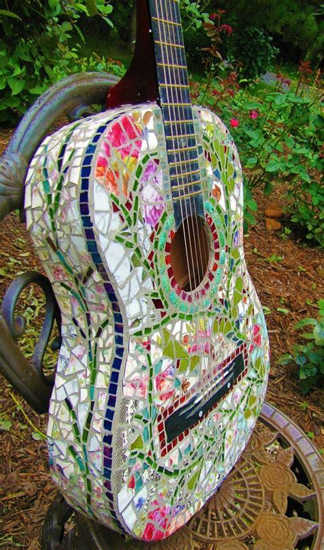 mosaic violin pattern 1000 images about mosaic guitars on pinterest mosaics