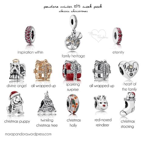 pandora winter 2015 updated pictures prices