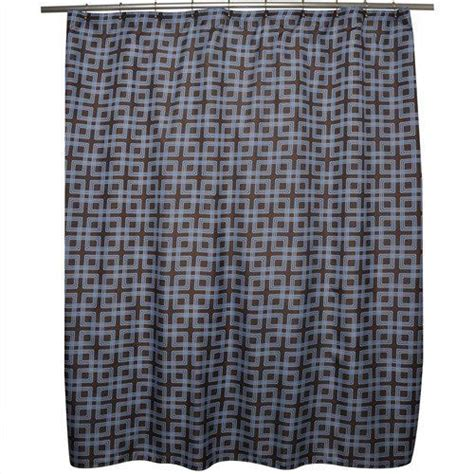 brown trellis curtains 164 best images about shower curtains on pinterest taupe