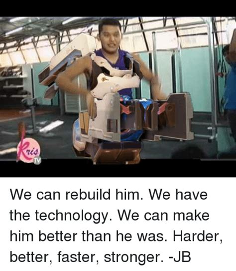 We Can Rebuild by We Can Rebuild Him We The Technology We Can Make