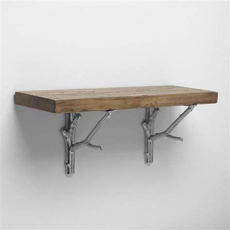 Branch Shelf Brackets by Pin By Ogg On Home Decor