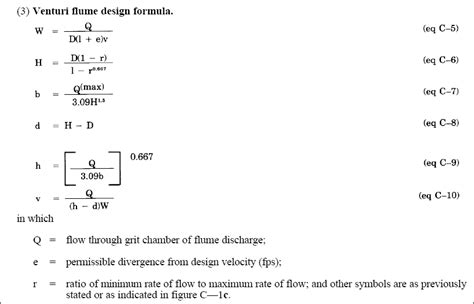 design effect equation parshall flume equation tessshebaylo