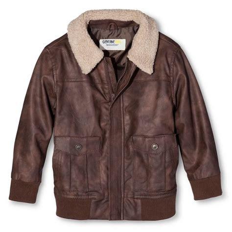 bomber jacket for toddler boy toddler boys bomber jacket brown target