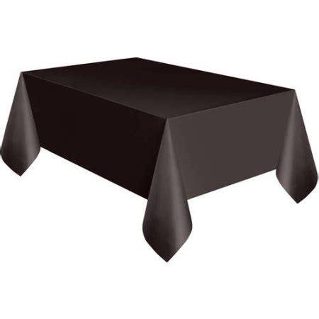 plastic table covers walmart plastic table cover 108 quot x 54 quot walmart com