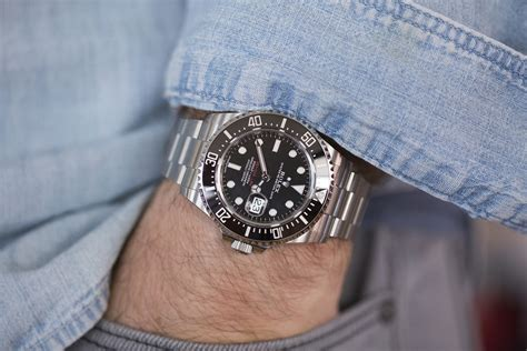 A Week On The Wrist: The Rolex Sea Dweller Reference 126600