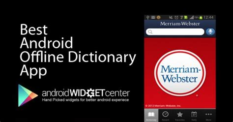 best offline android best android offline dictionary aw center