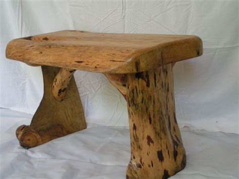 pine bench with back benches forest creations