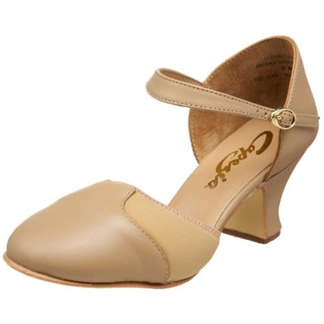 most comfortable character shoes ballet dance capezio women s 655 piccadilly character