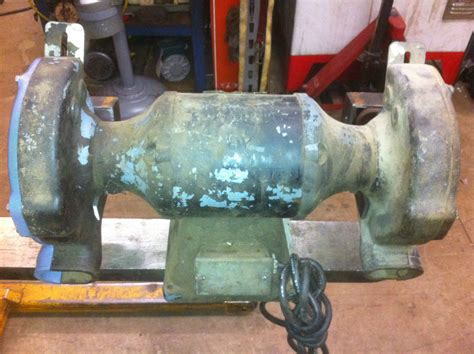 baldor bench buffer polisher baldor 8 quot bench grinder buffer polisher 8123w 3 4hp 3600
