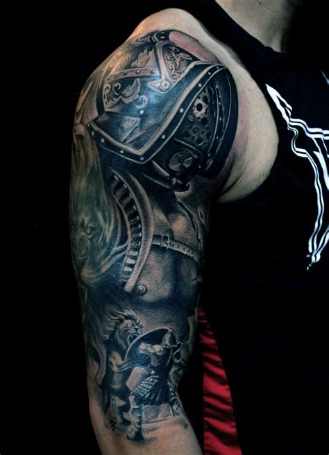 tattoo mens arm upper arm tattoo ideas for men pinteres