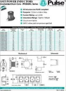 power inductor datasheet drum inductor datasheet 28 images l 503 datasheet pdf rhombus industries inc mundorf ferrit