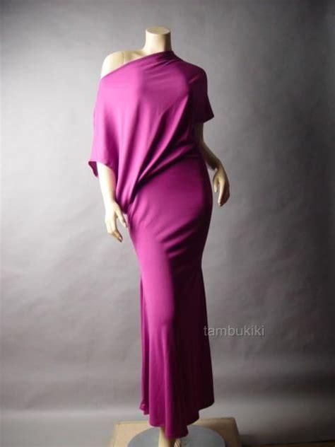 Asymmetric Shoulder Dress S M L 17712 sale tone shoulder boat neck asymmetric