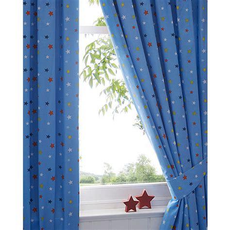 blue curtains with stars bluezoo blue star curtains debenhams