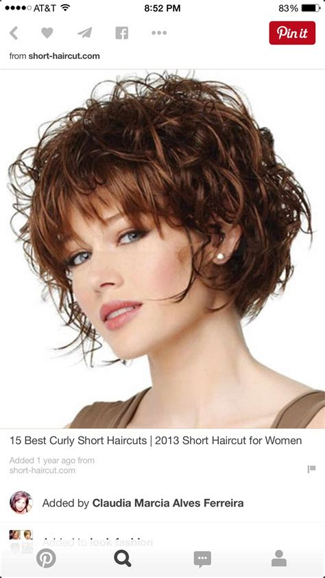 hair style ideas with slight wave in short angled bob haircut short curly haircuts models ideas