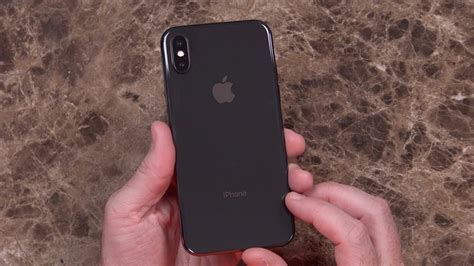 iphone x 256gb space gray unboxing and impressions