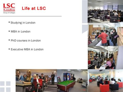 Lsc Mba by Study With Lsc Highly Trusted College In