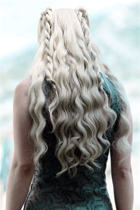daenerys targaryen hair daenerys targaryen on pinterest emilia clarke mother
