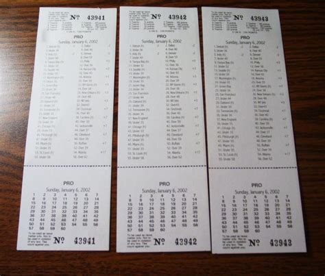 how to make parlay cards how i used to make a living
