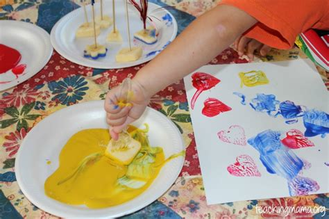 painting toddlers 5 unique ways to paint with