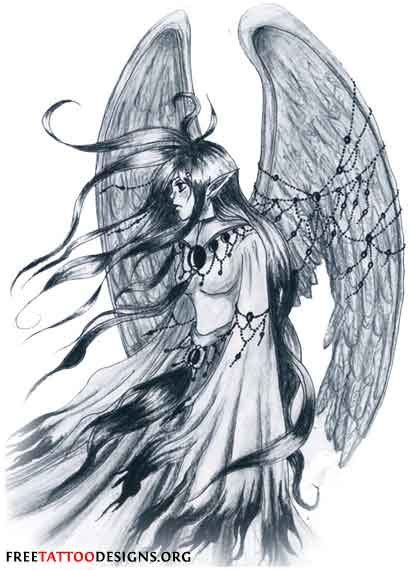 dark fairy tattoo designs free coloring pages of