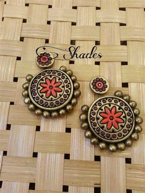 217 best images about terracotta earrings ideas on