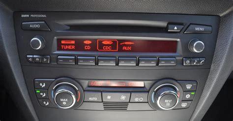 bmw professional radio ibc bmw models media in motion