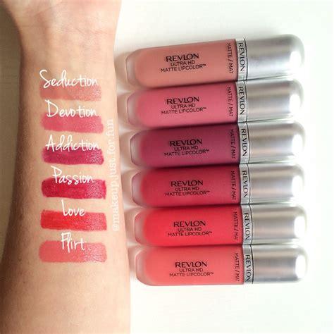 Lipstik Revlon Hd review lipstick revlon ultra hd matte lipcolor the